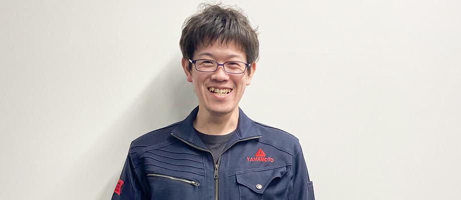 製造課 | 2017年入社 本田さん