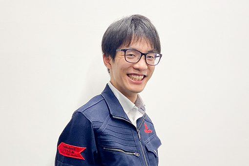 生産管理課 | 2017年入社 村田さん